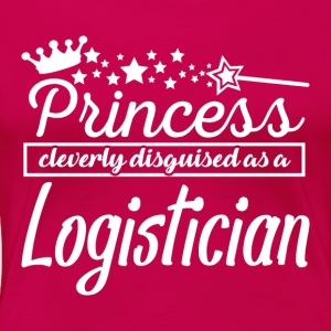 Logistician - Women's Premium T-Shirt