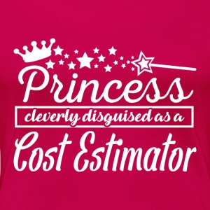 Cost Estimator - Women's Premium T-Shirt