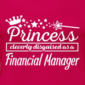 Financial Manager - Women's Premium T-Shirt