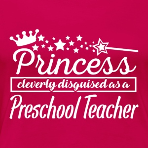 Preschool Teacher - Women's Premium T-Shirt