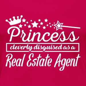 Real Estate Agent - Women's Premium T-Shirt