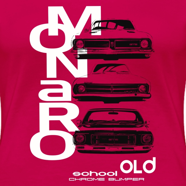 monaro over