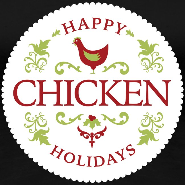 happy chicken holidays