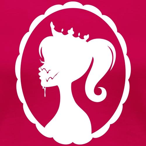 Cum Princess 2 - Women's Premium T-Shirt