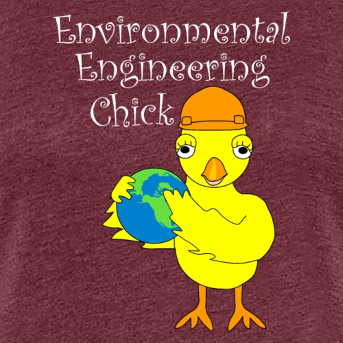 Environmental Engineering Chick White Text