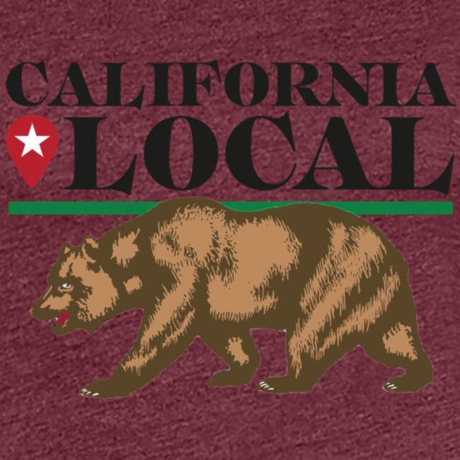California Local Wear The Bear