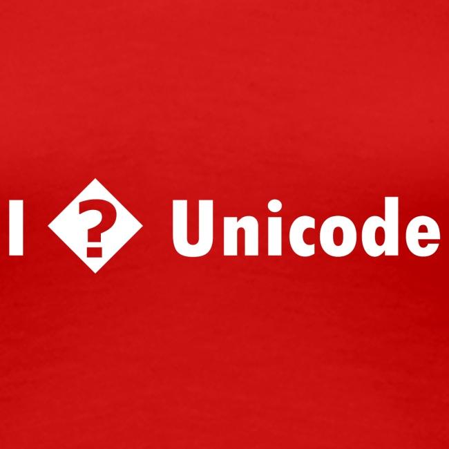 I � Unicode