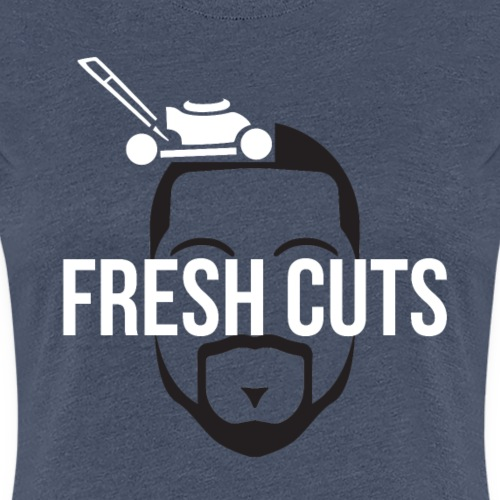 fresh cuts tee - Women's Premium T-Shirt