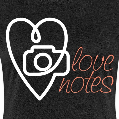 love notes tee - Women's Premium T-Shirt
