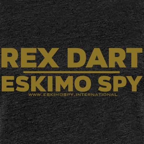 Rex Dart - Eskimo Spy - Women's Premium T-Shirt