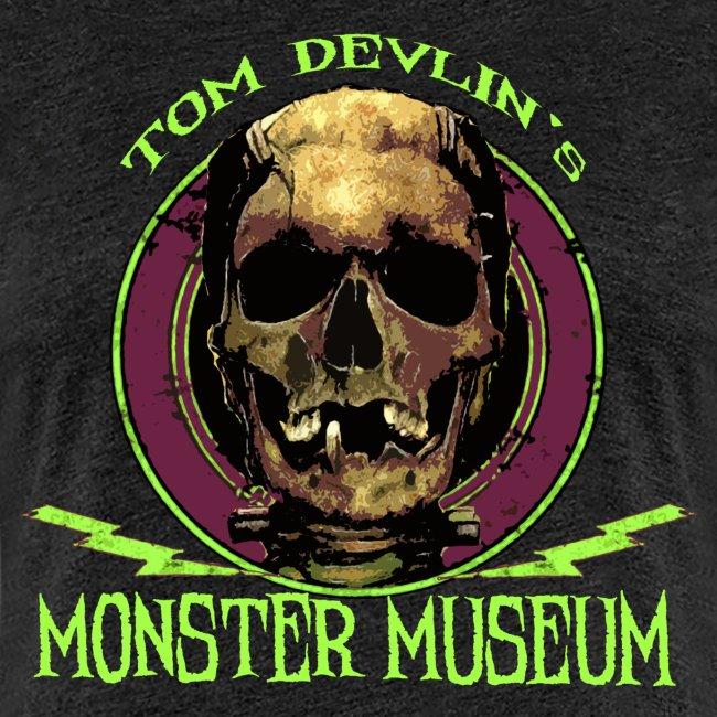 TDMM Skull Logo