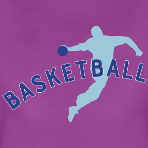 basketball - Women's Premium T-Shirt
