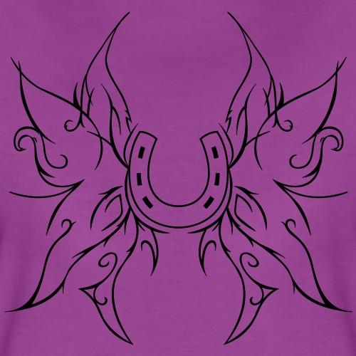 Horsewings 1 - Women's Premium T-Shirt