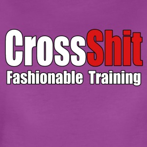 CrossShit Fashionable - Women's Premium T-Shirt