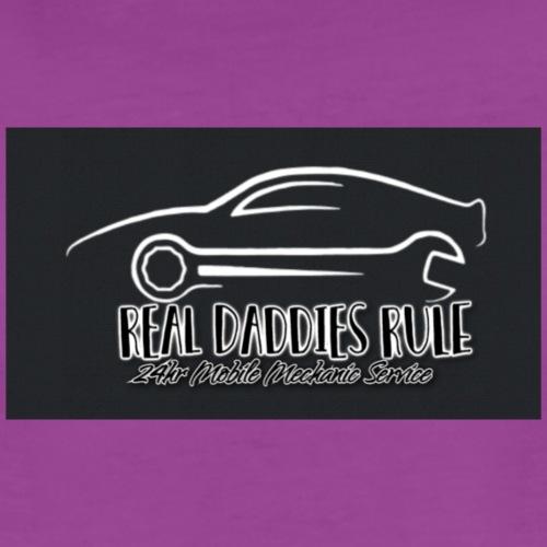 Real Daddies Rule 1 - Women's Premium T-Shirt