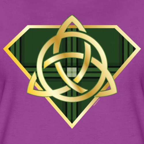 Super Celtic - Women's Premium T-Shirt