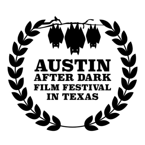 Austin After Dark Film Festival White Logo - Women's Premium T-Shirt