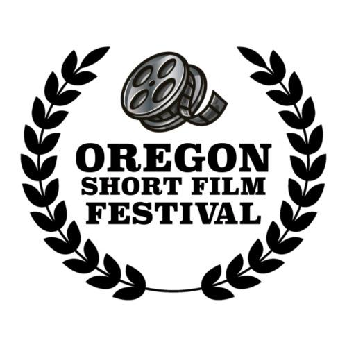 Oregon Short Film Festival Black Logo - Women's Premium T-Shirt