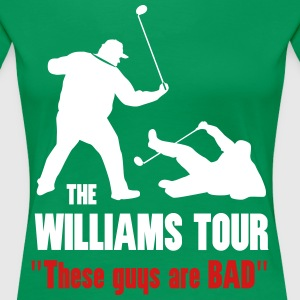 Williams Tour - Women's Premium T-Shirt