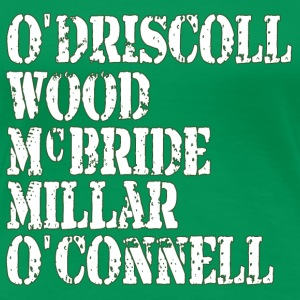 Irish Rugby - Women's Premium T-Shirt
