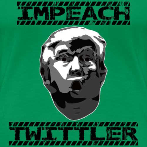 Impeach Twittler - Women's Premium T-Shirt