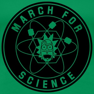 MARCH OF SCIENCE - Women's Premium T-Shirt