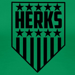 HerKs Stars and Stripes Collection - Women's Premium T-Shirt