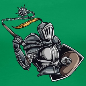 armored knight - Women's Premium T-Shirt