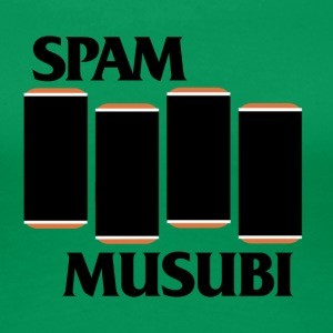 SPAM MUSUBI FLAG - Women's Premium T-Shirt