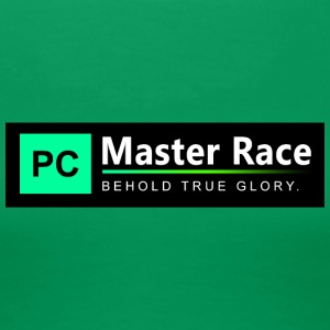 PC Master Race - Women's Premium T-Shirt
