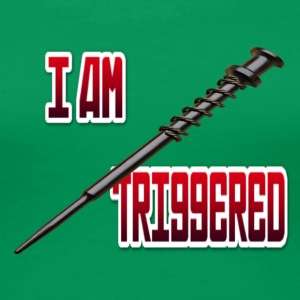 I am triggered - Women's Premium T-Shirt