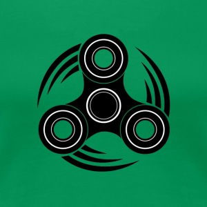 Spinner Dark Edition - Women's Premium T-Shirt