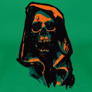 Death Orange - Women's Premium T-Shirt