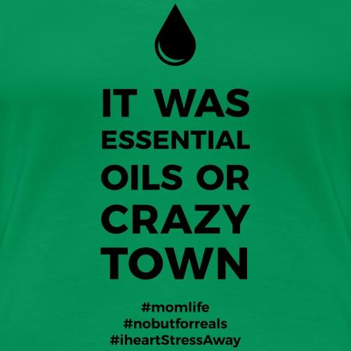 Crazy Town - Women's Premium T-Shirt