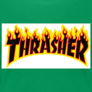 Thrasher flame - Women's Premium T-Shirt
