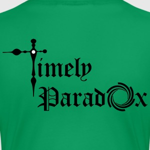 Timely Paradox - Women's Premium T-Shirt