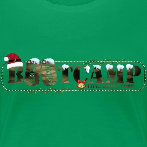 Christmas LBBC Apparel with dark logo