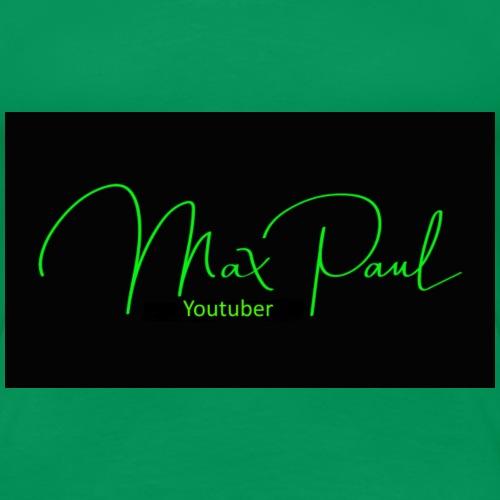 MaxPaul Youtuber - Women's Premium T-Shirt