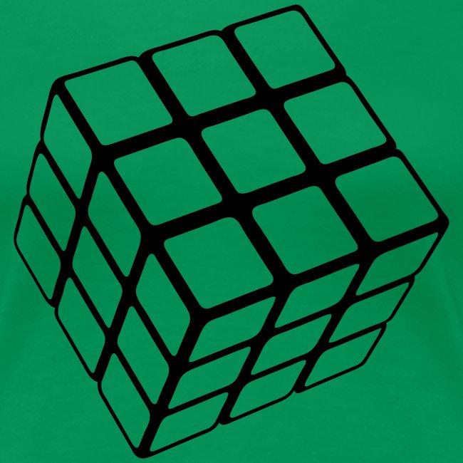 1 Color Cube
