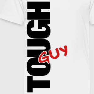 tough guy / hard boy - Toddler Premium T-Shirt