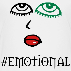 emotional - Toddler Premium T-Shirt