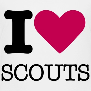 I love scouts - Toddler Premium T-Shirt