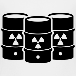 Nuclear waste - say no! - Toddler Premium T-Shirt