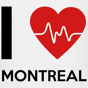 I Love Montreal - Toddler Premium T-Shirt