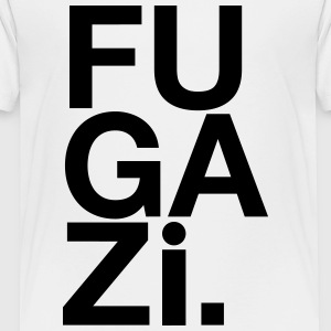 FUGAZI - Toddler Premium T-Shirt