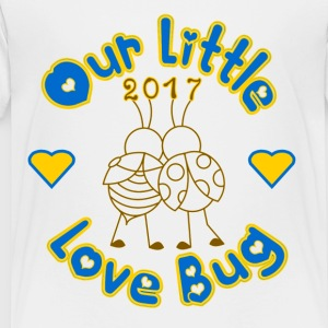 Our Little Love Bug - Toddler Premium T-Shirt