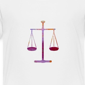 Scales of justice - Toddler Premium T-Shirt