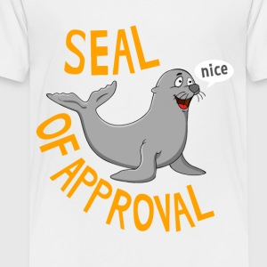 Seal of Approval - Toddler Premium T-Shirt