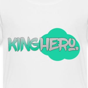 King Hero. Light Green (E&K) - Toddler Premium T-Shirt
