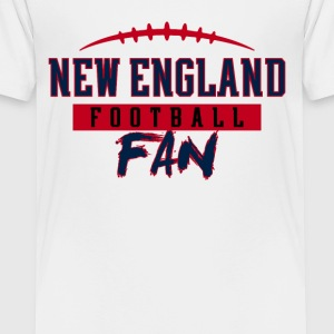 New England Football Fan - Toddler Premium T-Shirt